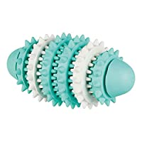 Best toys for your pet Made from natural rubber with mint flavour By chewing, the teeth are cleaned automatically and the gums massaged Please do not leave your pet unattended while playing Check the toy regularly for damage and if necessary replace ...