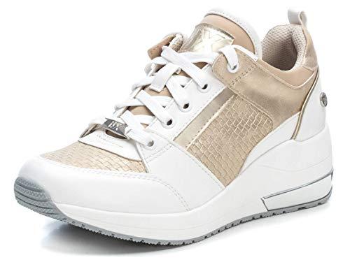 XTI 49926.0, Zapatillas Mujer, Dorado (Oro Oro), 38 EU