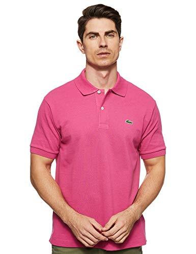 Lacoste Men's Legacy Short Sleeve L.12.12 Pique Polo Shirt, Gala, XL