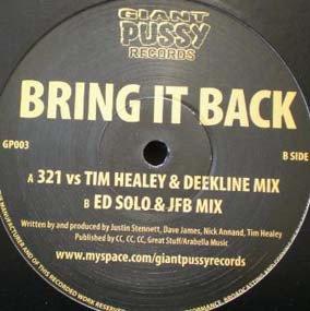 Bring It Back (Remixes)