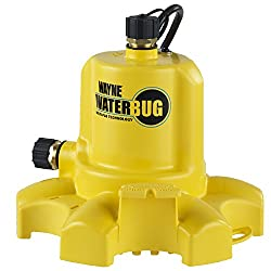 WAYNE WaterBUG Submersible Sump Pump