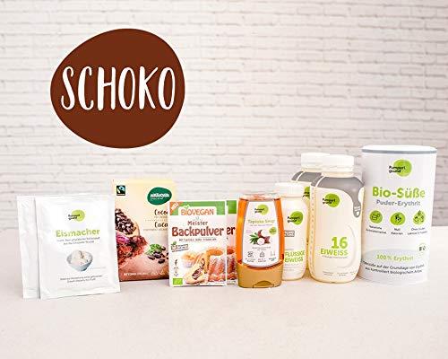 Eiweiß Fluff | Fluff Nachfüll-Paket | Pumperlgsund | Freiland Qualität | Dessert-, Eis- und Back-Fluff | Low Carb | Enthält Erythrit & Tapioka Sirup