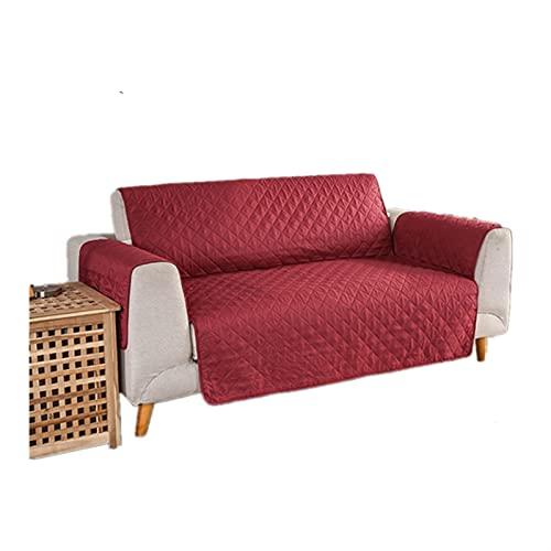 Mimosapud Reversible Gesteppte Sofa Couch, Abdeckungen Sessel Recliner Sofa Slipcover für Hunde Pet Katzen Möbelschutz (maschinenwaschbar) Sofamöbel-Set