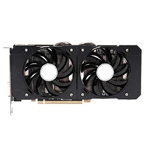 GIAO Fit For XFX R7 R9 370 4GB Tarjeta De Gráficos AMD Radeon R7 R9 370X 4GB...