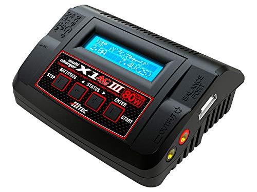 ハイテック multi charger X1 AC PLUSIII 44291 [日本正規品]