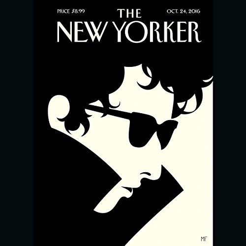 The New Yorker, October 24th 2016 (Stephanie Clifford, Elizabeth Kolbert, Margaret Talbot) cover art