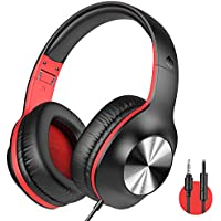 iClever HS18 Foldable Lightweight Over Ear Headphones