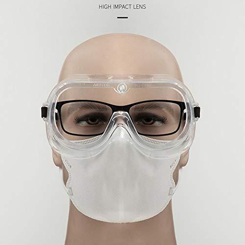 VENTDOUCE Gafas Gafas de Seguridad en Gafas Gafas Protectoras Gafas de...