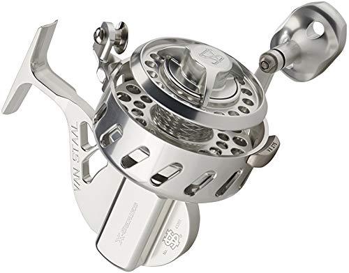 Van Staal VS X-Series 275 Spinning Reel Silver - VS275SXP