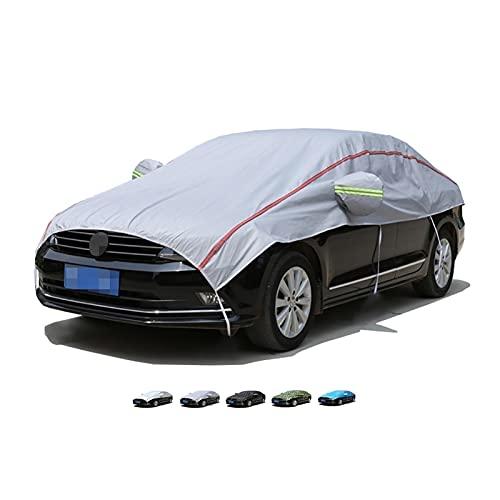 Fundas para coche Cubierta de medio coche cubierta de parabrisas cubierta de espejo: compatible con Ferrari California T, cubierta de vehículos engrosada de Oxford para SEDAN / SUV / Coche deportivo