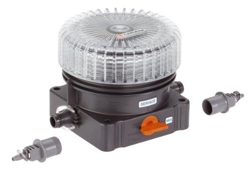 Gardena Micro-Drip-System Düngerbeimischgerät: Beimischgerät für Flüssigdünger mit Frostschutz & Füllstandsanzeige (8313-20)