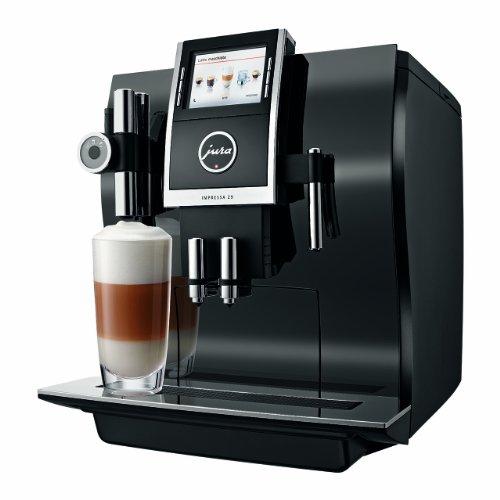 Jura IMPRESSA Z9 Independiente Máquina espresso 2.8L Negro - Cafetera (Independiente, Máquina espresso, Negro, Taza,...