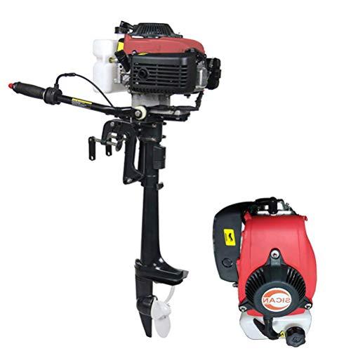 gas boat motor - 3