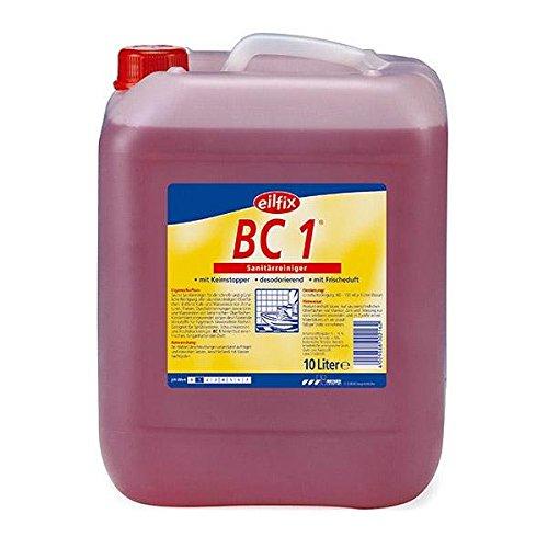 BC1 Sanitärreiniger RK-gelistet Sanitärreiniger