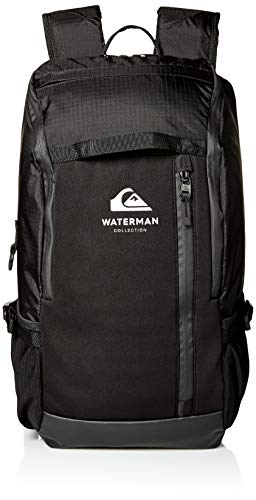 Quiksilver Waterman Men's MAINSWELL Backpack, black, 1SZ