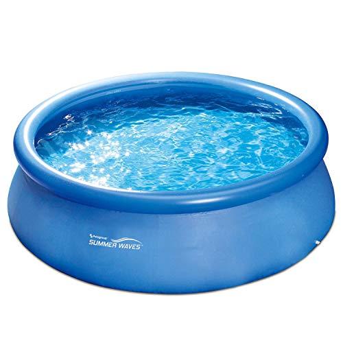 Summer Waves Fast Set Quick Up Pool 366x91cm Swimmingpool - 5