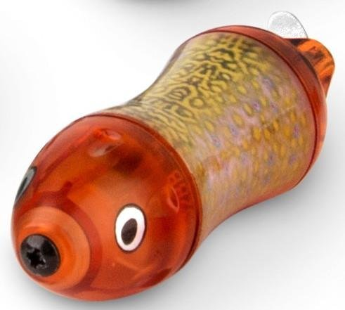 Hexbug AquaBot Wahoo, Male, Orange