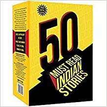 50 Must Read Indian Stories, Vol 1: Epics & Mythology, vol. 2 : History, Vol. 3: Fables & Humour, vol. 4: Places of India, vol. 5: Women of India.