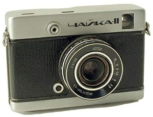 CHAJKA CHAIKA-2 セミサイズ18x24 72フレームソビエトフィルムカメラ