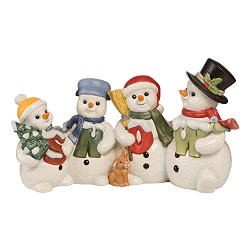 Goebel Weihnachten Winterfreunde Bunt