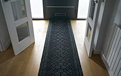 Material: 75% Polypropylene 25% PES with Non- Anti Slip Rubber Backing Non slip on tiles, Lino, Laminate or Wooden flooring Hallway - Runners - Stair Runners , Kitchen - Labs Total Height : 7.5 mm - Needlefelt- Width 67 cm Extremely Hard Wearing & Du...