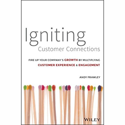 Igniting Customer Connections audiobook cover art