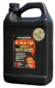 PRI-G Fuel Stabilizer- Gallon Size Unit Treats 2000 Gallons of Fuel