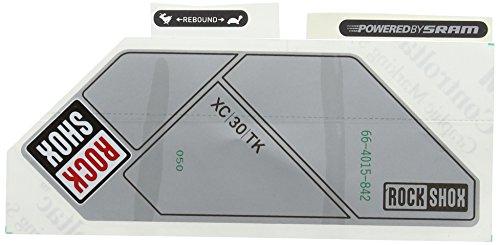 Rock Shox R5486270 Xc30 Pièce de Montage de Suspension Argent