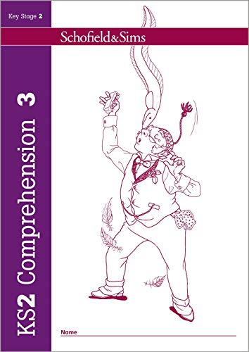 KS2 Comprehension Book 3: Year 5, Ages 9-10 (for the new National Curriculum)
