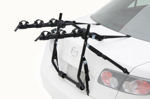 Hollywood Racks E3 Express 3-Bike Trunk Mount Rack , Black