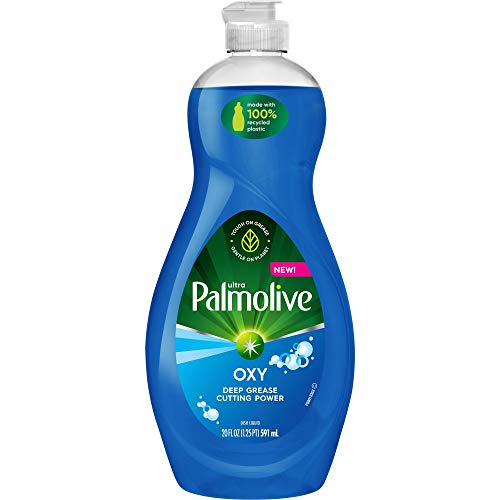 Palmolive Ultra Dish Liquid, Oxy Power Degreaser, 20 Ounce
