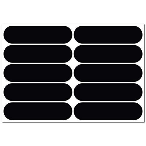 B REFLECTIVE, Kit de 10 Pegatinas Retro Reflectantes, Seguridad y Alta Visibilidad...