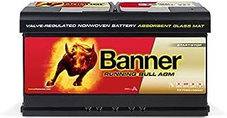 Banner 59201 Running Bull 019 Agm läckagesäker batteri