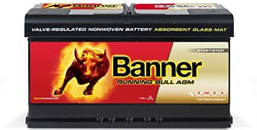 Banner 59201 Running Bull 019 Agm Leakproof Battery