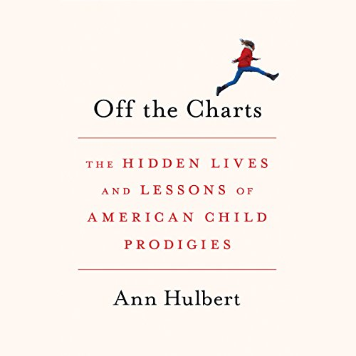 Off the Charts audiobook cover art