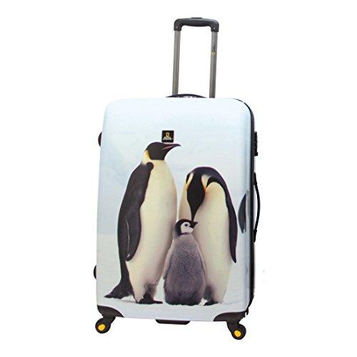 National Geographic Nature of Love Penguin Maleta a 4 ruedas 79 cm penguin