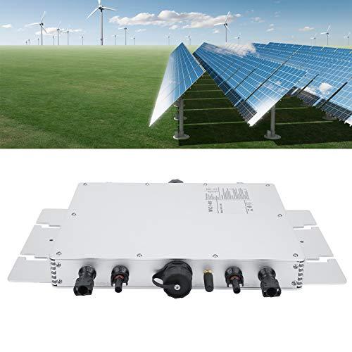 Xuzuyic Microinversor de Red Solar Identificación automática Soporte del inversor Fácil de operar