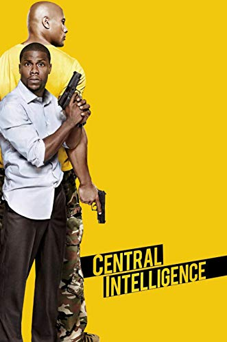 Central Intelligence: Screenplay (English Edition)