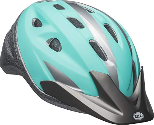 Bell Thalia Women's Bike Helmet , Emerald  , Adult