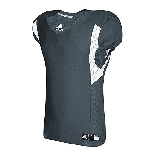 adidas Herren Techfit Hyped Football Jersey T-Shirt, Onix/Weiß, S