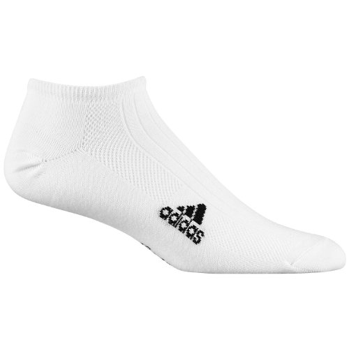 Calcetin ADIDAS Invisible Pinky Fino blanco Pack de 3 pares - S