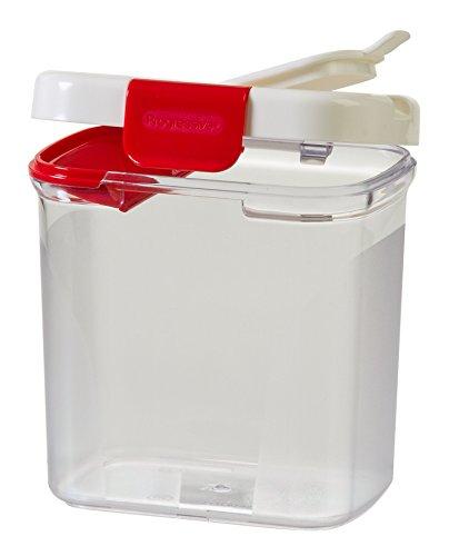 Prep Solutions by Progressive Powdered Sugar Keeper, 1.4 Quart, 1 Pound Bag Capacity