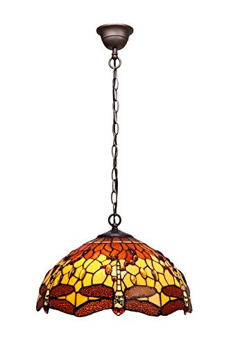Ivintage Belle Amber hanger met ketting barnsteen 41 x 41 x 35 cm