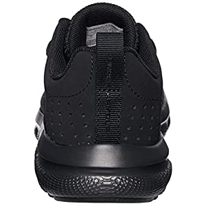 Under Armour Women's Charged Assert 8 Running Shoe, Black (002)/Black, 5.5