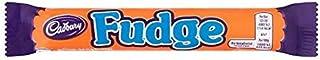 Cadburys Fudge Bar - 25.5g - Pack of 10 (25.5g x 10 Bars)