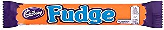 Cadburys Fudge Bar - 25.5g - Pack of 10 (25.5g x 10 Bars)