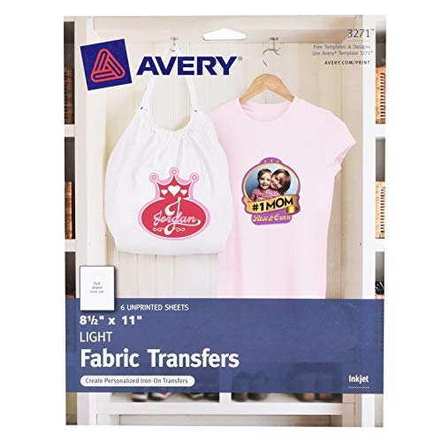 Best avery transfer paper