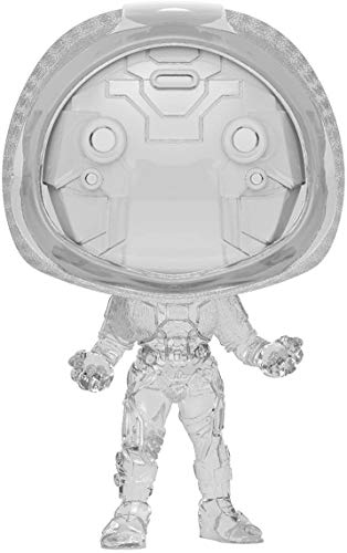 Funko POP! Marvel Ant-Man y la Avispa: Fantasma Exclusivo
