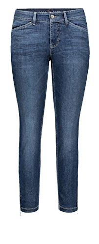 MAC Damen 7/8 Jeans Dream Summer Chic 5471 Dark Used D853 (00/27)