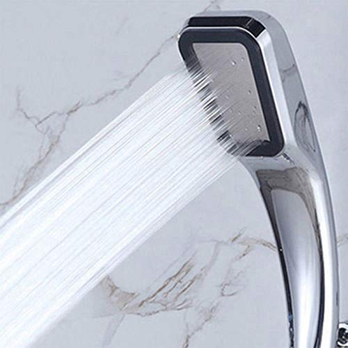Find Discount XLSTORE 300 Holes High Pressure Shower Head Powerfull Boosting Spray Bath Water Saving